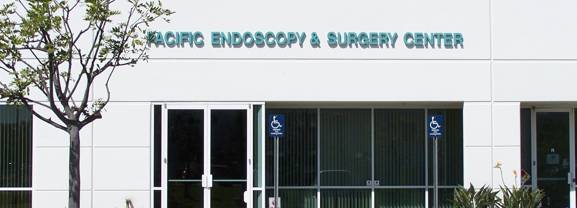 Pacific Endoscopy and Surgery Center Building